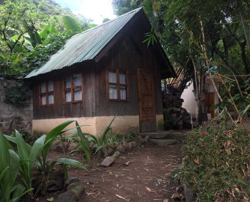 Mi casita (my little house)